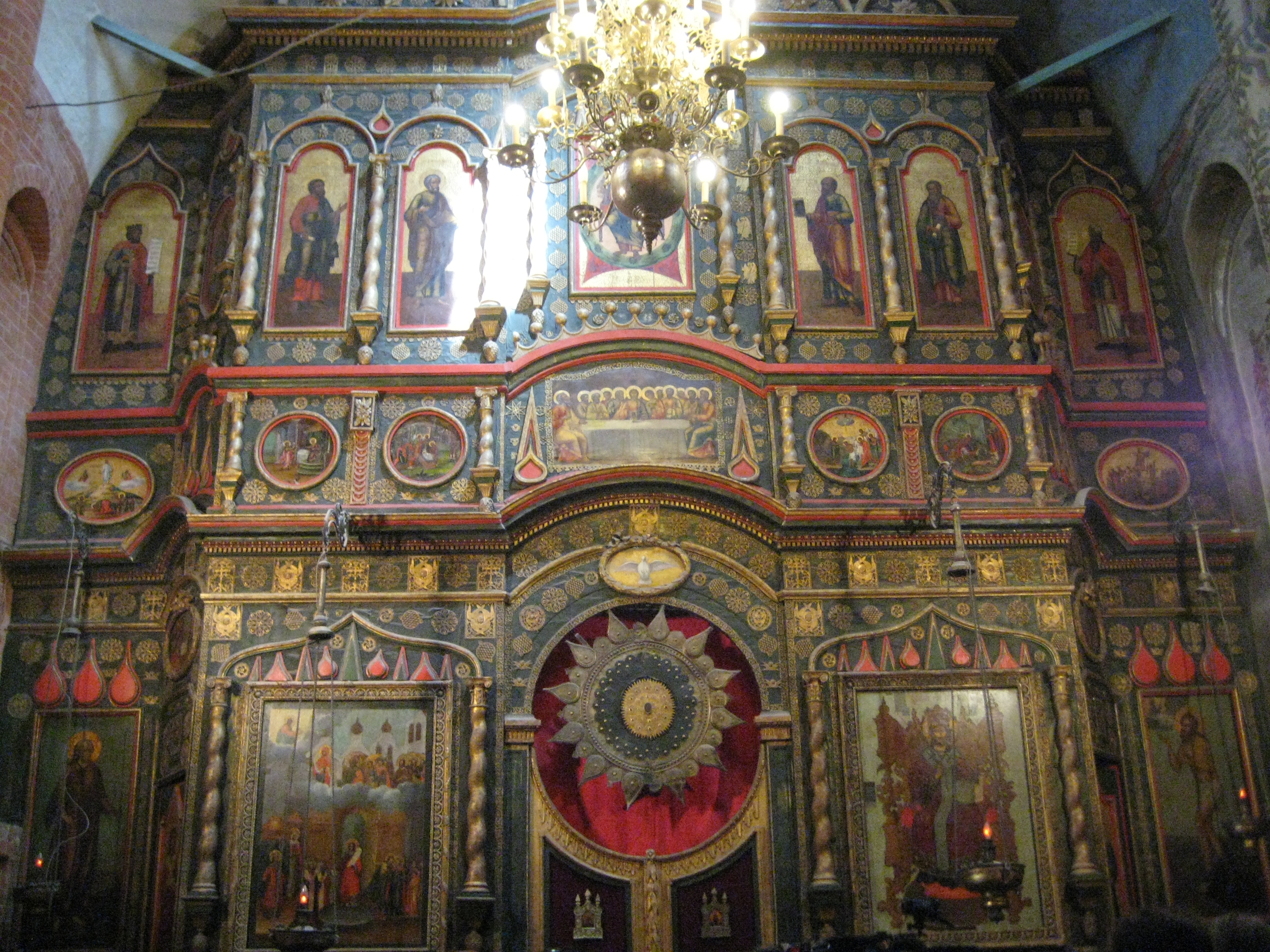 Изграждане на катедралата е васитно блажено в какъв път. Покровски катедрала (Църква Босилел Блажен)