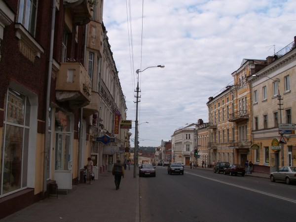 File:Smolensk, a street.jpg - Wikimedia Commons