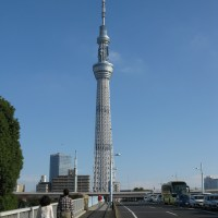 Welcome the Tokyo Sky Tree, The World's Tallest Comm Tower