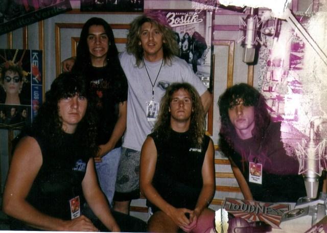 Image result for death band chuck schuldiner