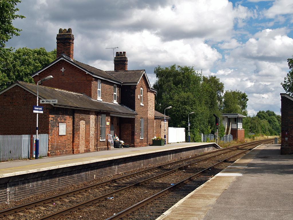 Greenbank Railway Station Wikipedia