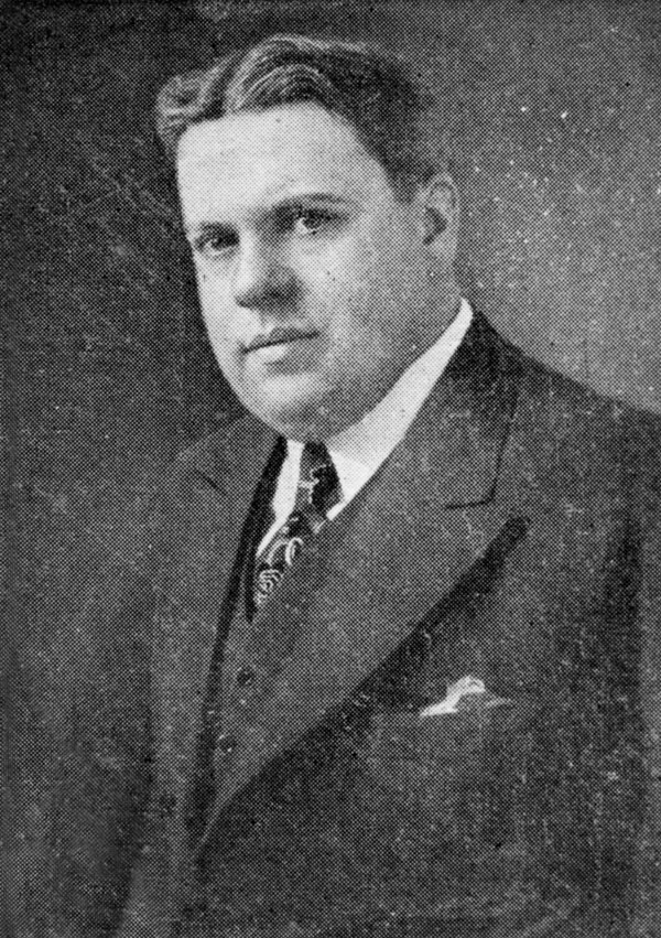 Henry Burr in 1918, picture from Wikimedia