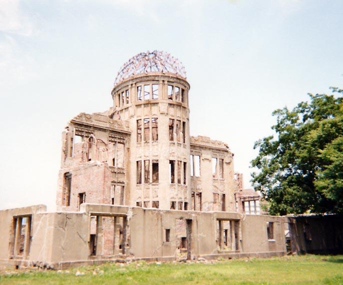 Hiroshima en la actualidad.