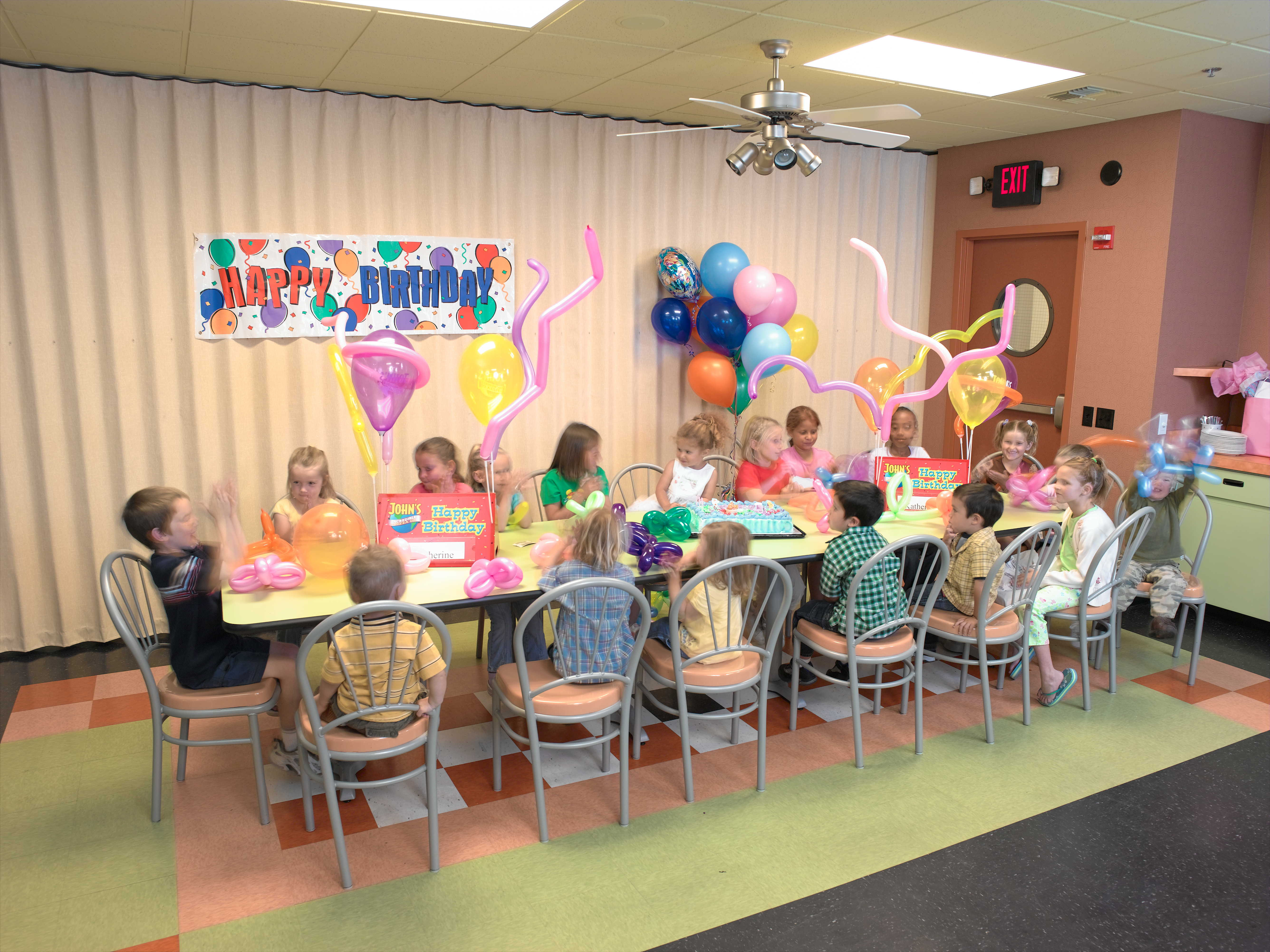 Five Birthday Party Ideas For Older Kids