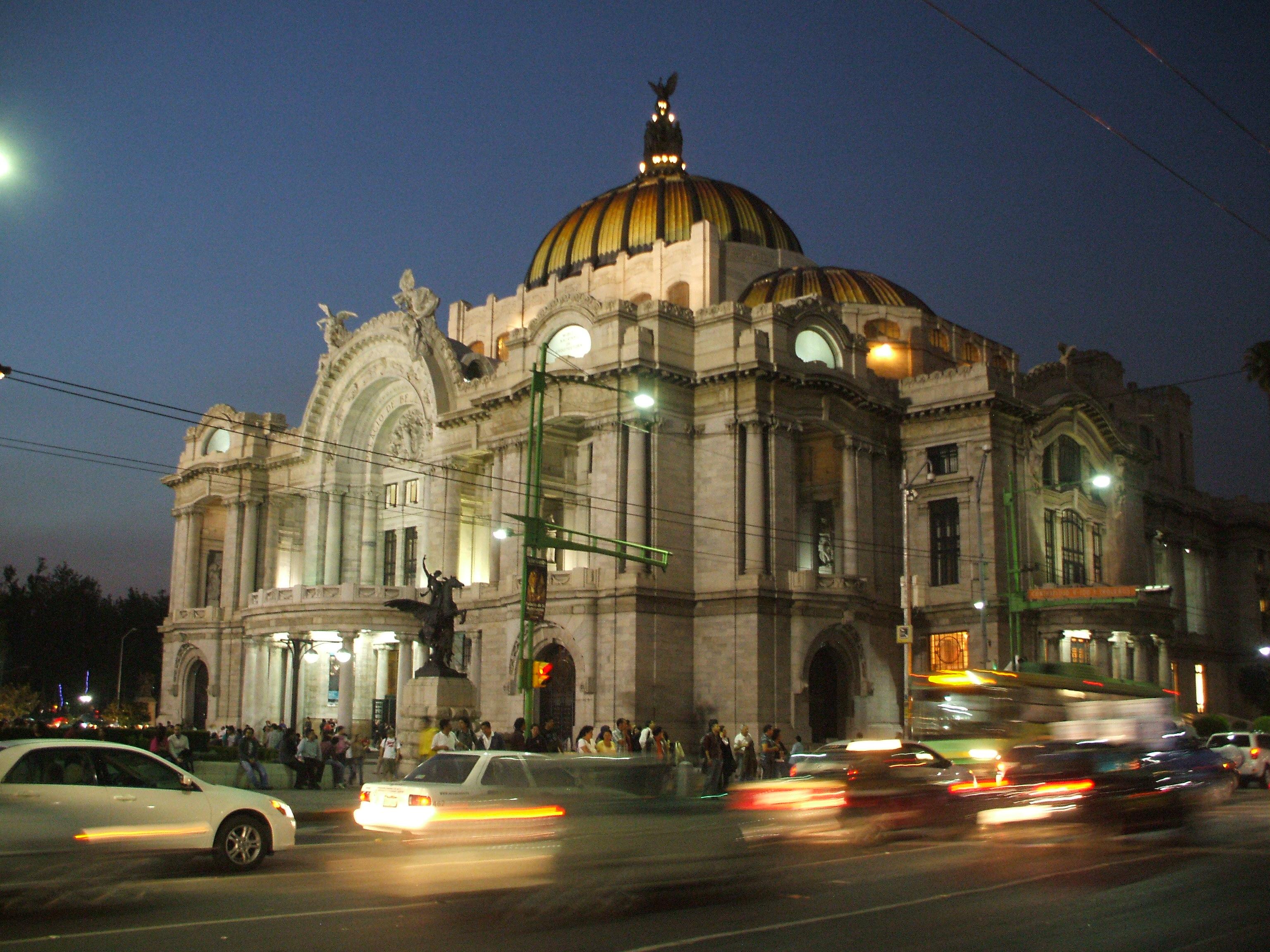 Lugares Mexico Turisticos De 10