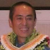 Cropped headshot of Zhang Yimou.