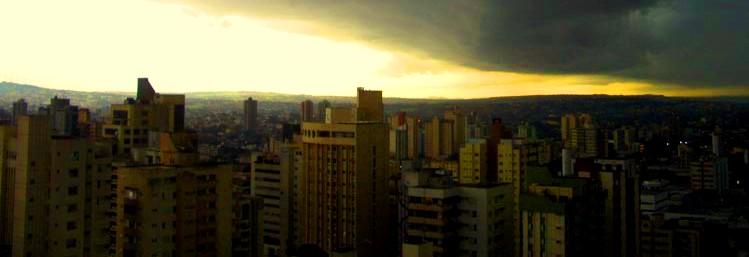 My City: Goiania... O tempo fechou muito rapid...