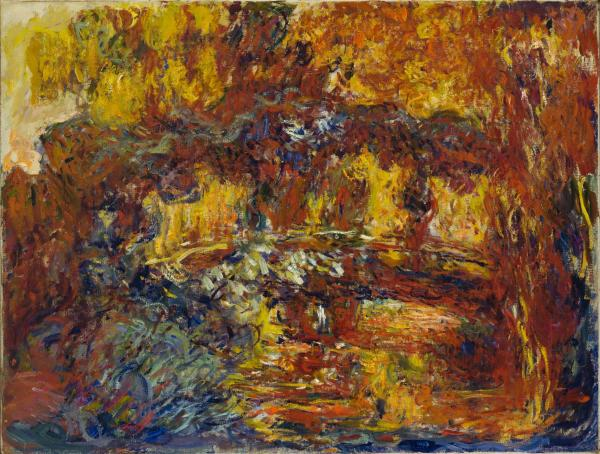 File:Claude Monet - The Japanese Footbridge.jpg ...