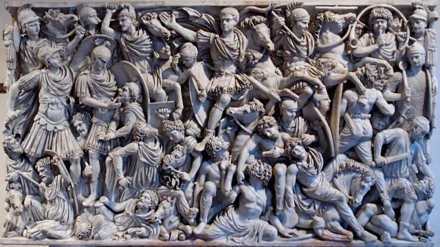 Roma llegó a ser un gran imperio