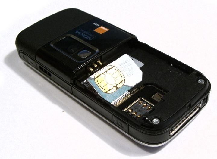 Unlock The SIM