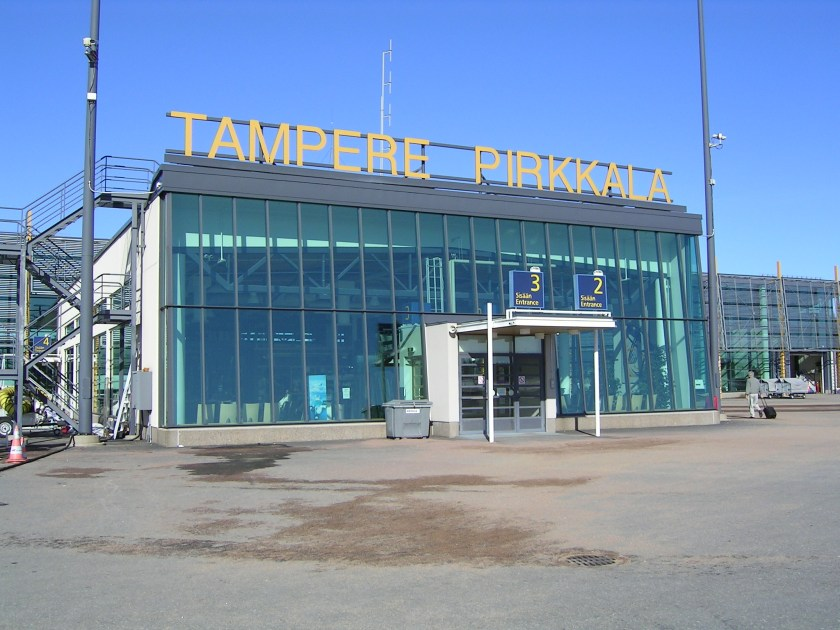 Bildresultat för tampere airport