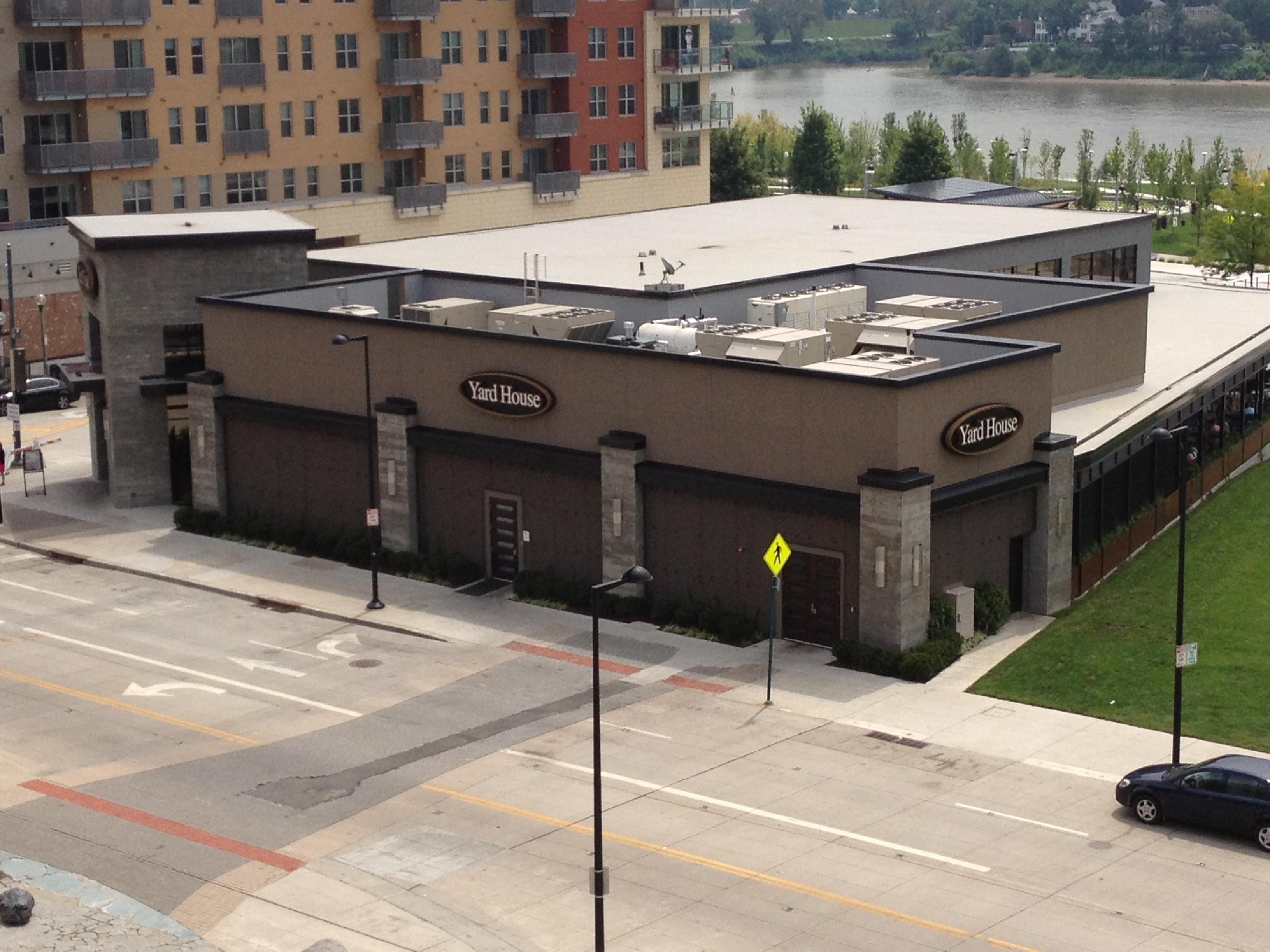 Yard House Cincinnati