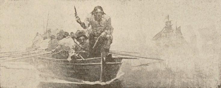 Resultado de imagen de black beard charleston