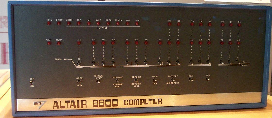 Altair 8800 Wikip 233 Dia A Enciclop 233 Dia Livre