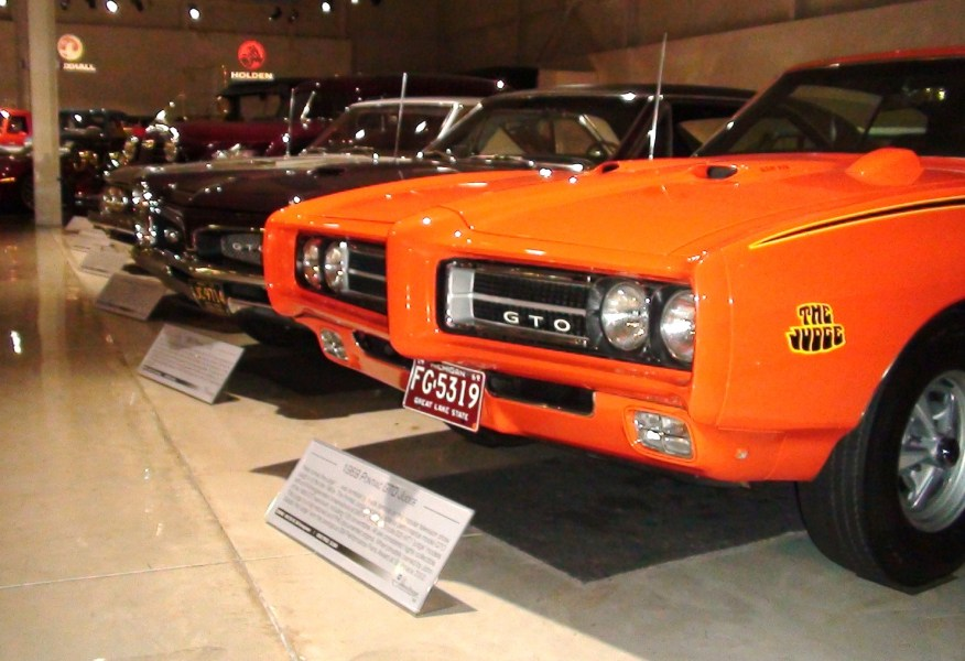 1969 pontiac cars » File GM Heritage Center   038   Cars   The Judge jpg   Wikimedia Commons File GM Heritage Center   038   Cars   The Judge jpg