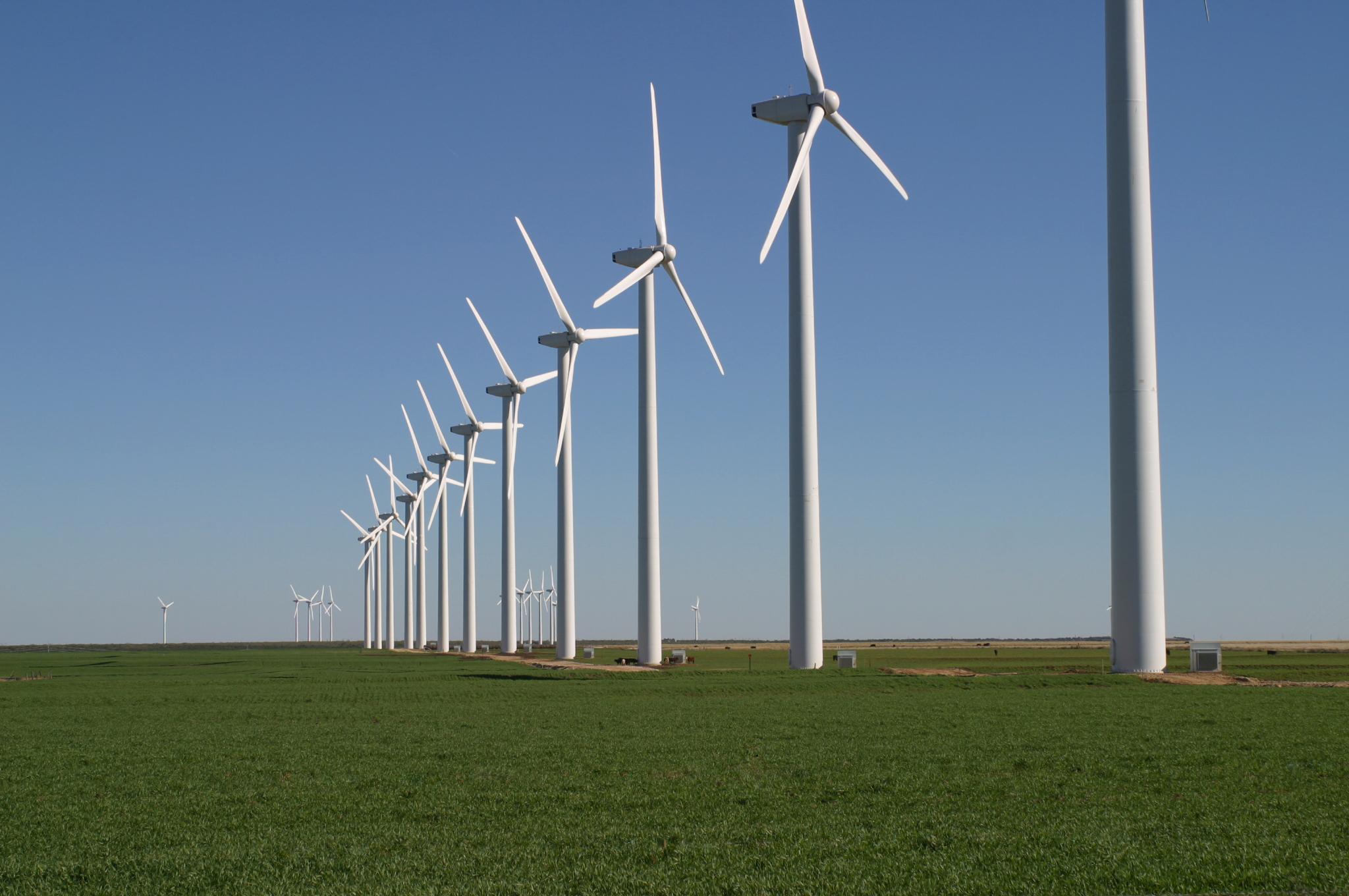 How a Wind Turbine Works: Wind Power: Renewable Energy