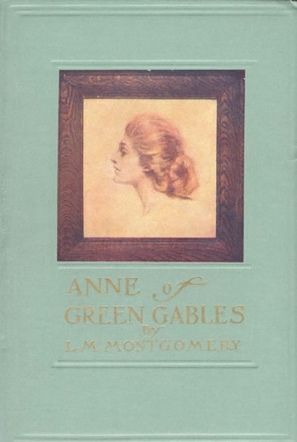 English: Cover of Anne of Green Gables by Lucy...