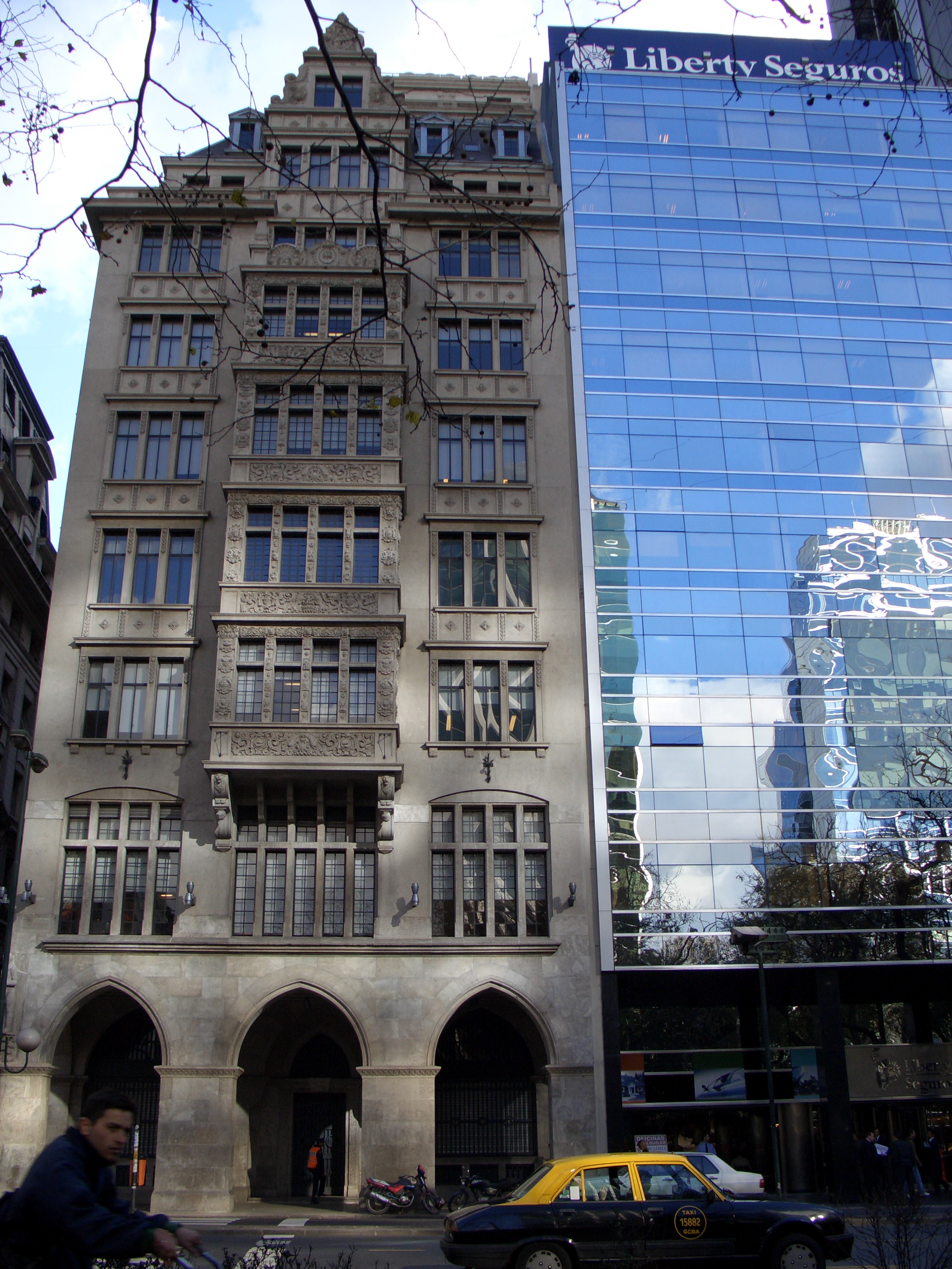 File Old Amp New Buildings In Buenos Aires