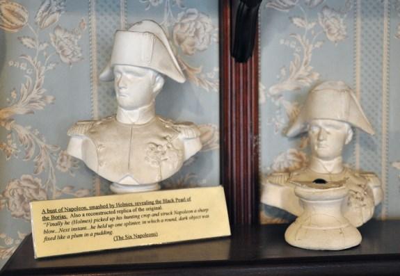 Resultado de imagem para the six napoleons