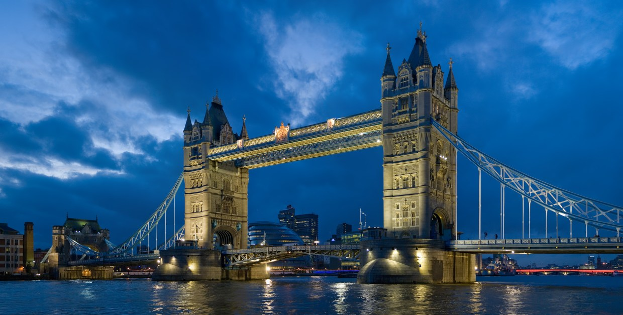 Image result for Tower Bridge in London, United Kingdom