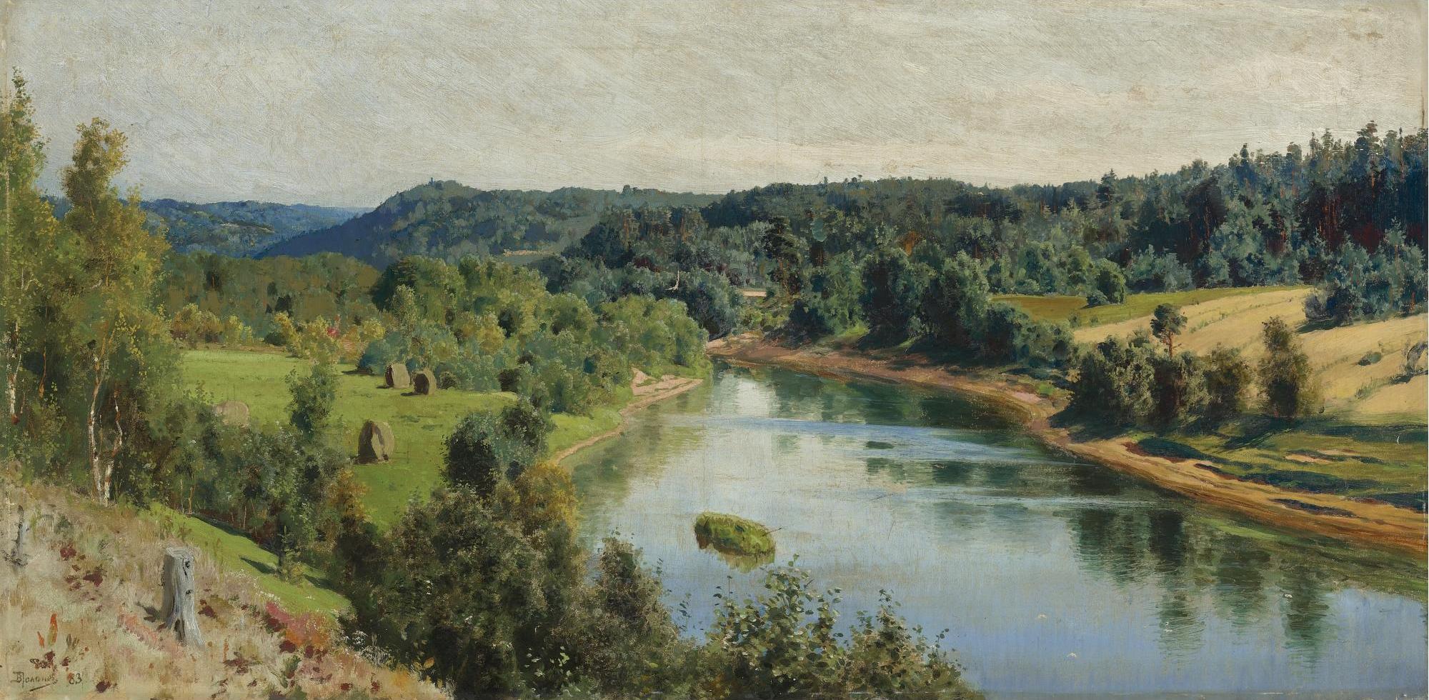 Image Result For D Landscape Oil Painting