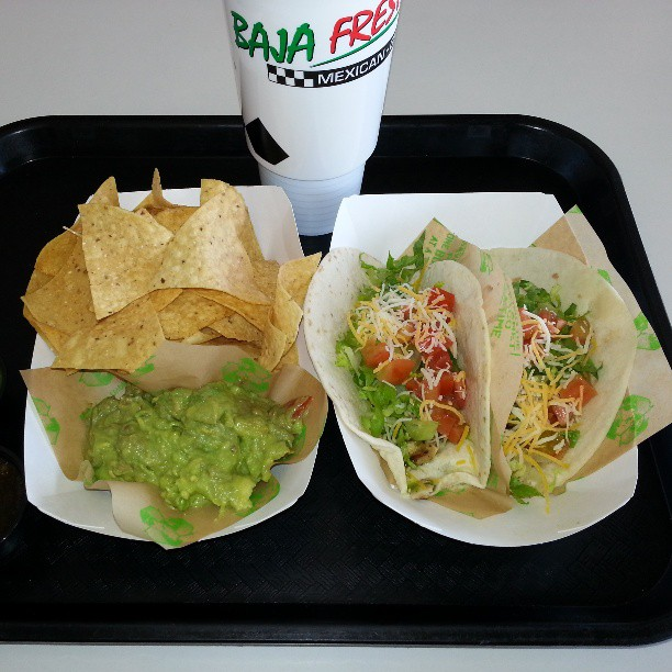 Baja Fresh Locations Texas