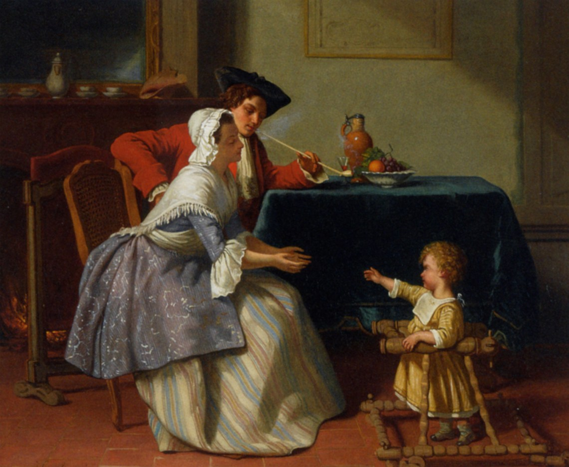Image Result For Contemporary Genre Painting