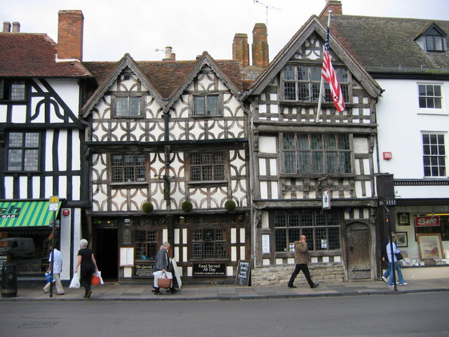 The Garrick - Stratford Upon Avon - Philippa Jane Keyworth - Regency Romance Author