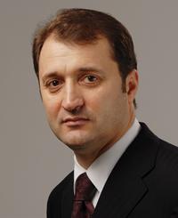Vlad Filat, politician from Moldova