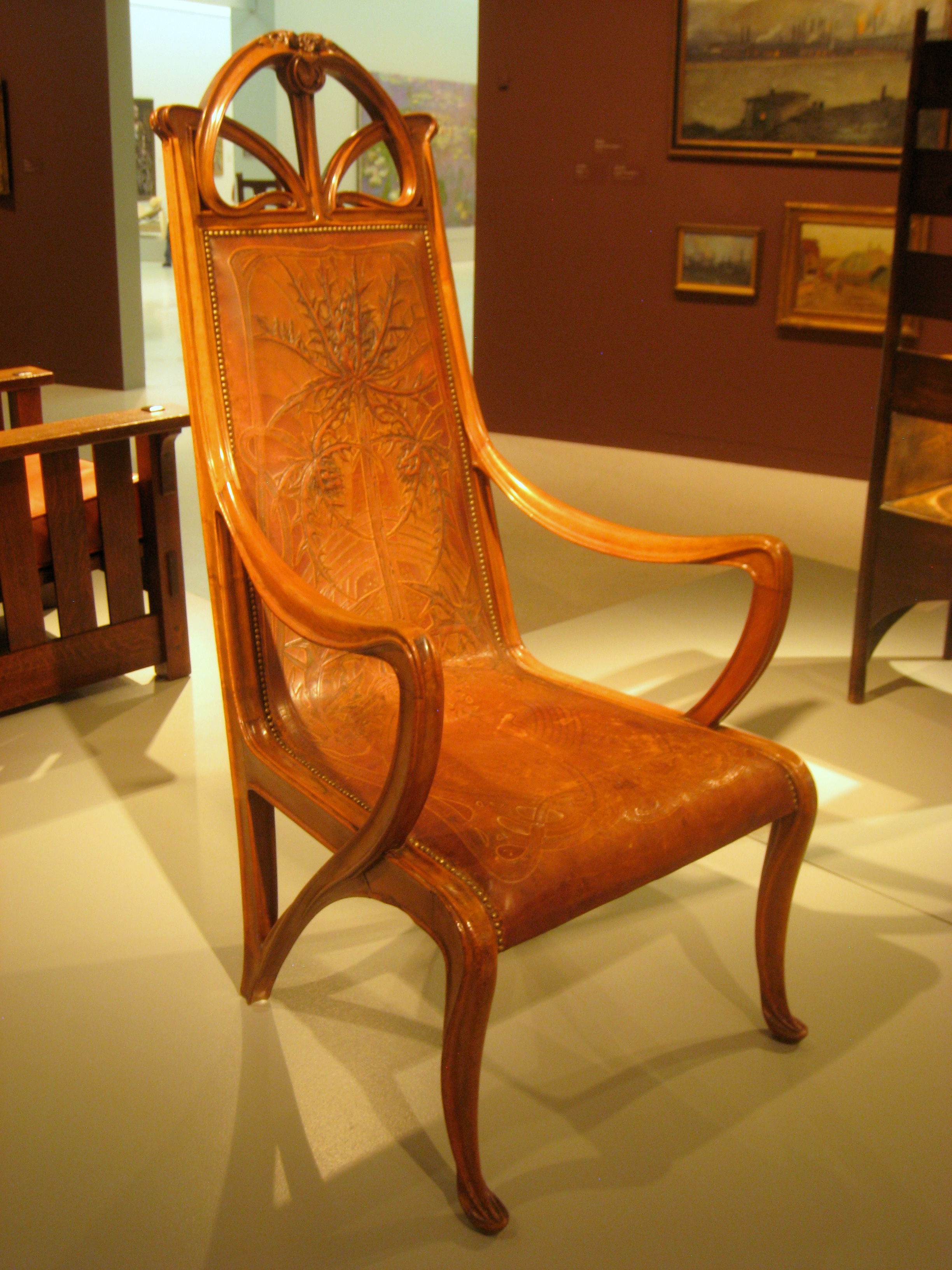 FileArmchair Louis Majorelle 1900 IMG 1639JPG