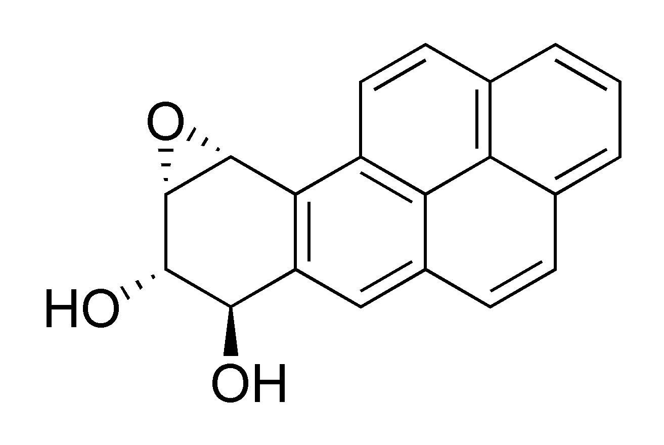 File Benzopyrene Diol Epoxide Chemical Structure