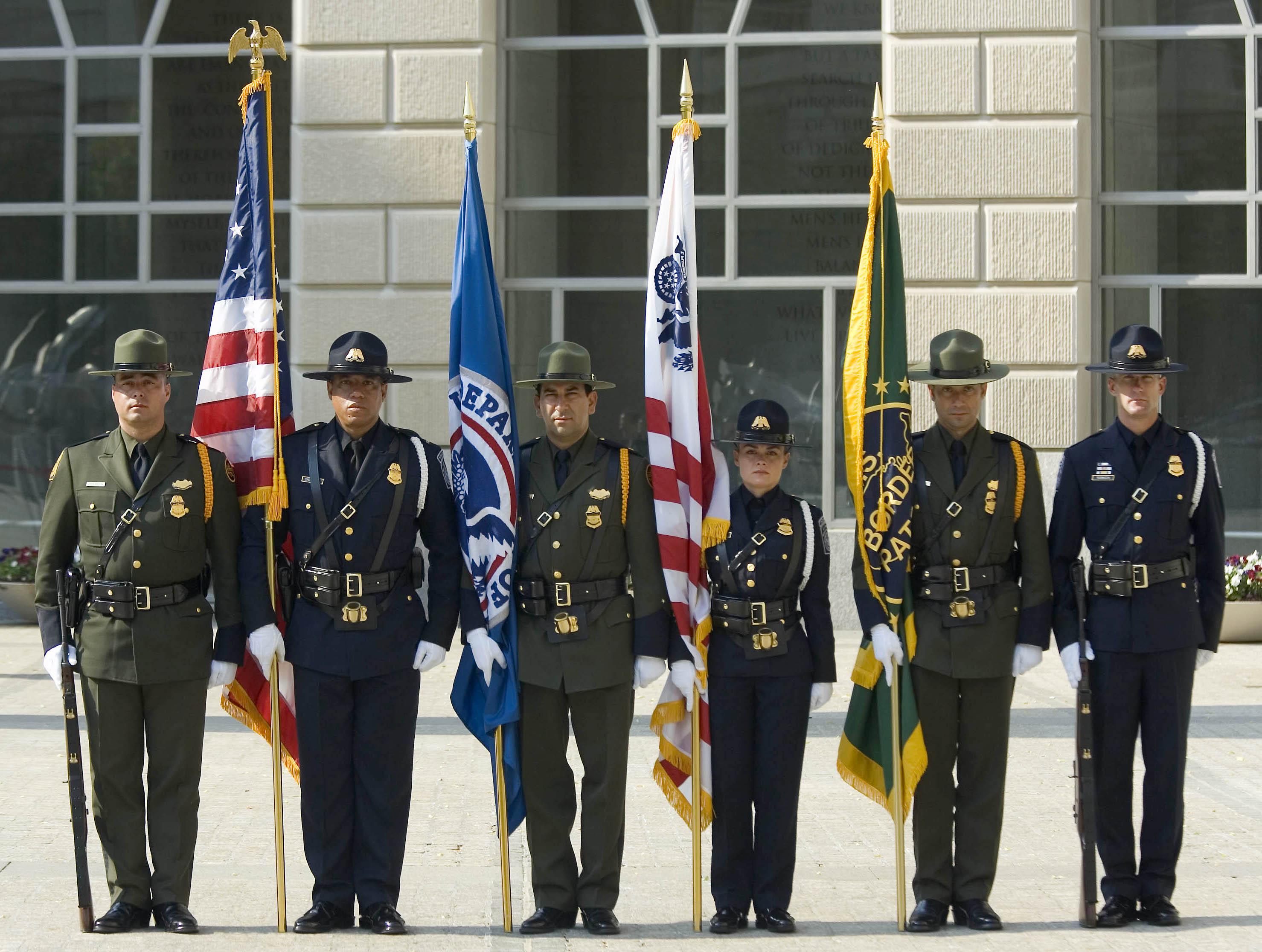 U.S. Customs and Border Protection :Original c...