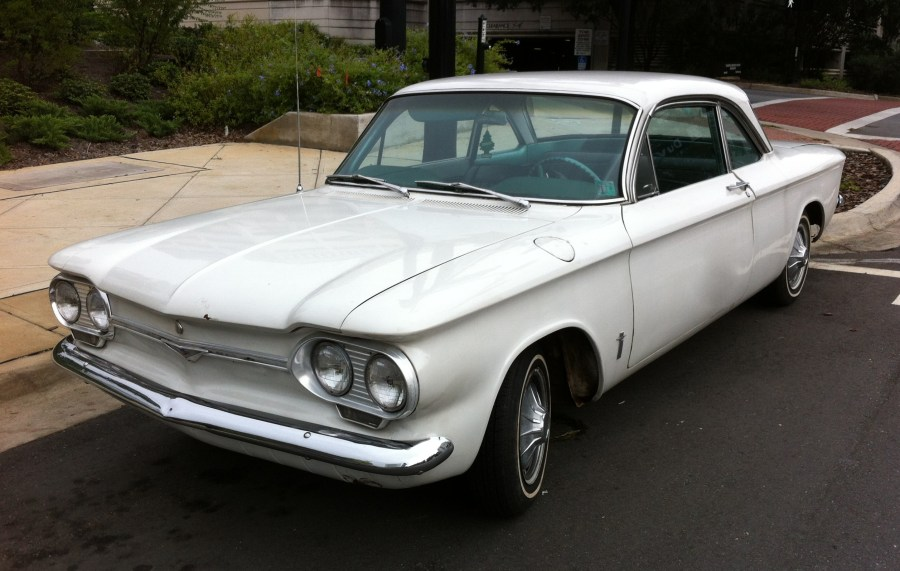 1968 dodge cars » List of automobiles considered the worst   Wikipedia Chevrolet Corvair  1960   64  edit