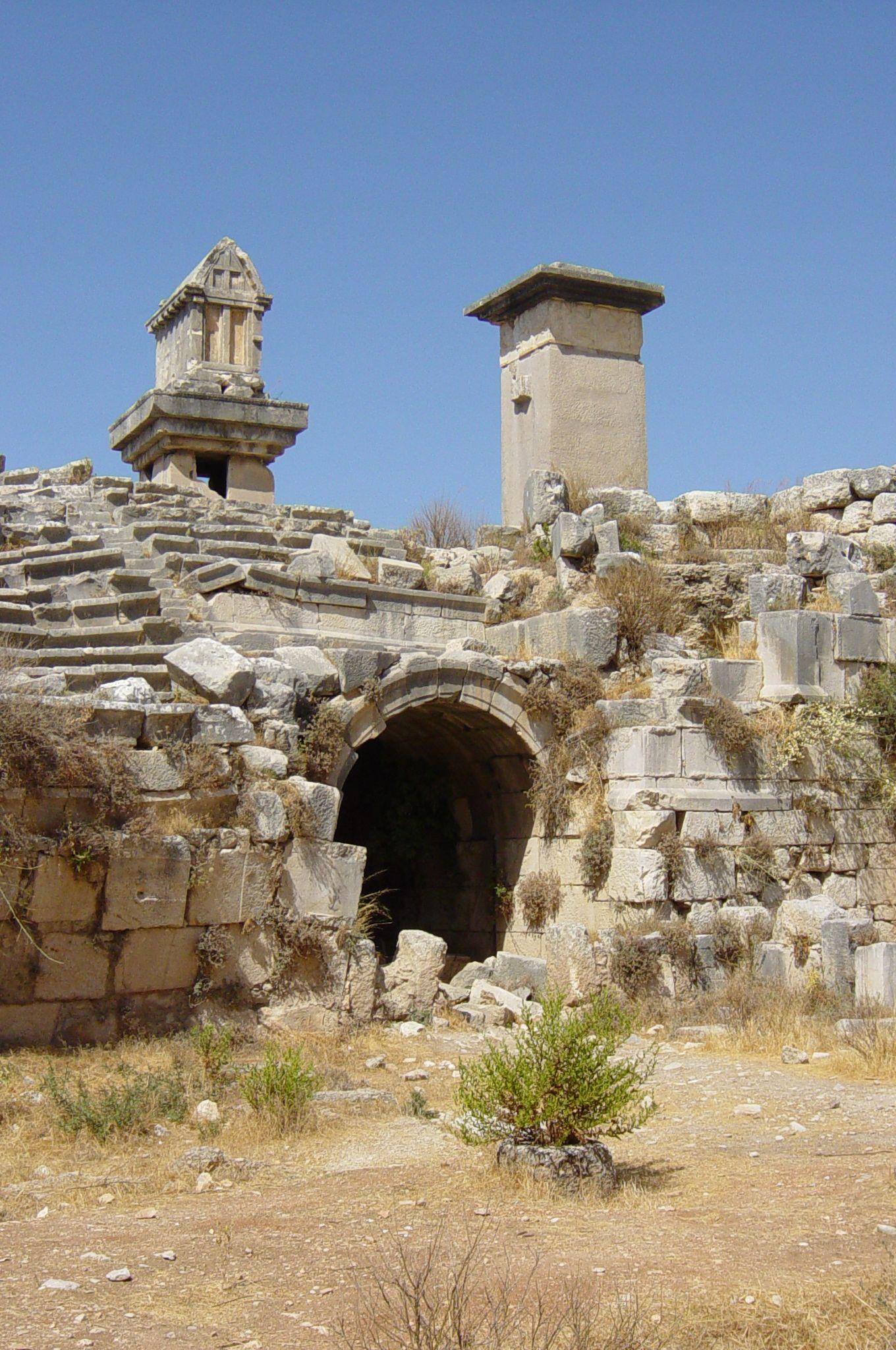 Harpy Tomb Wikipedia