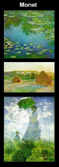 Claude Monet (2/2)
