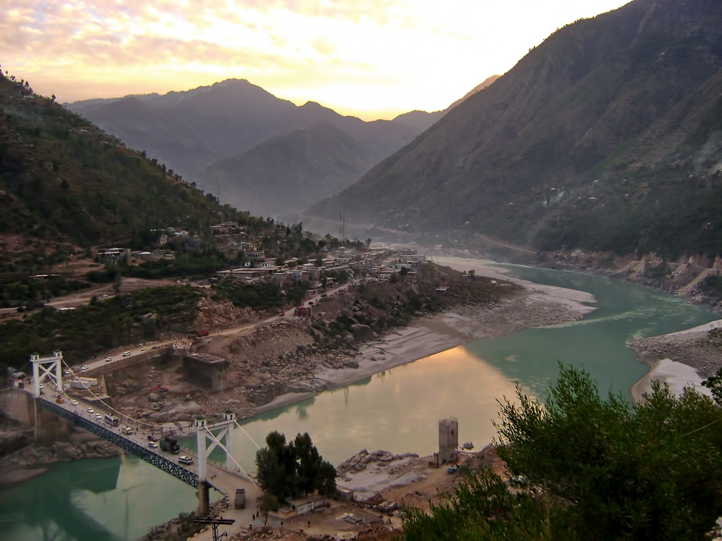 The Rivers Of Pakistan Breath Taking