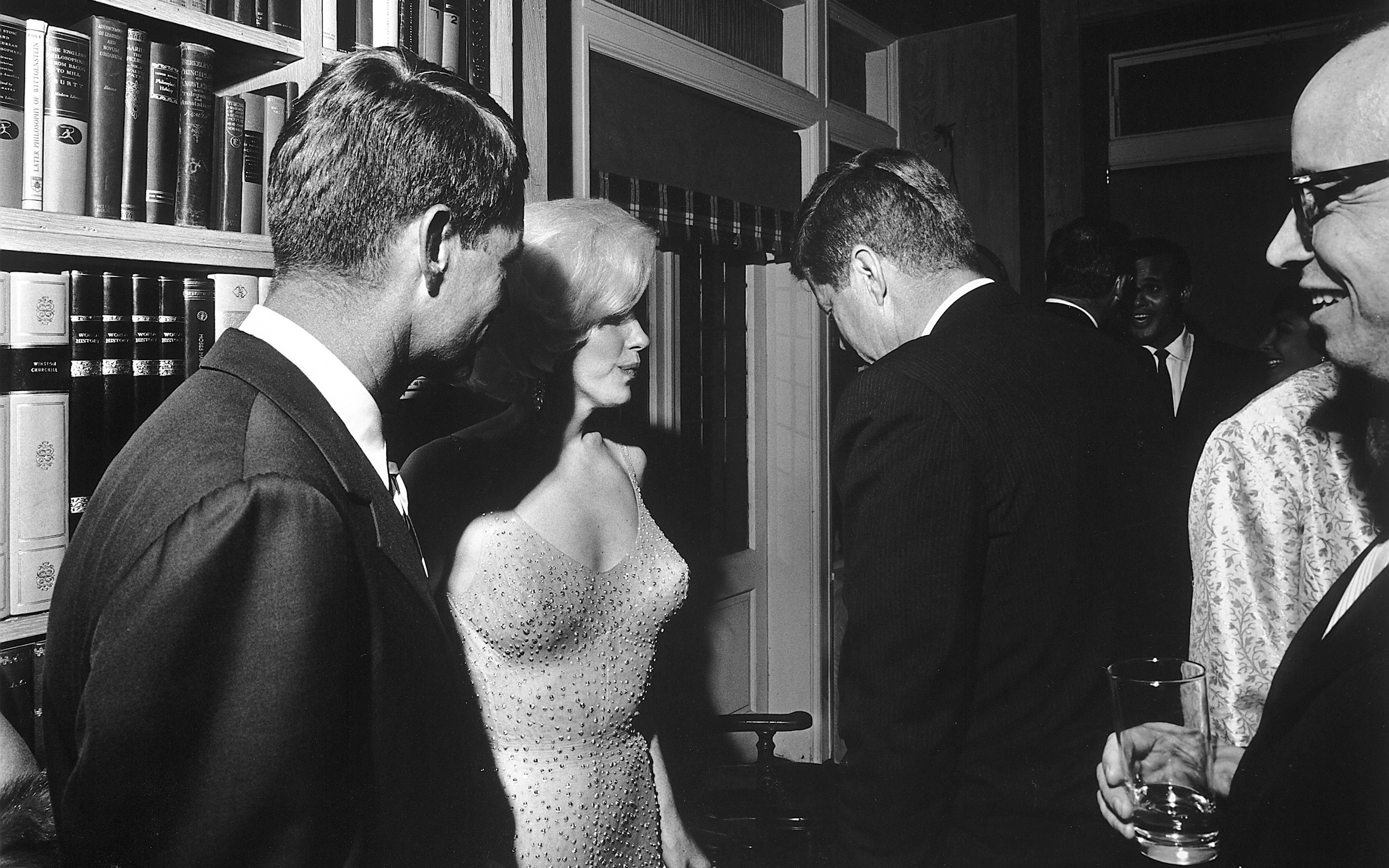 Archivo:JFK and Marilyn Monroe 1962.jpg