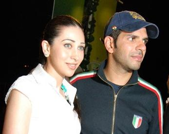 English: Indian actress Karisma Kapoor