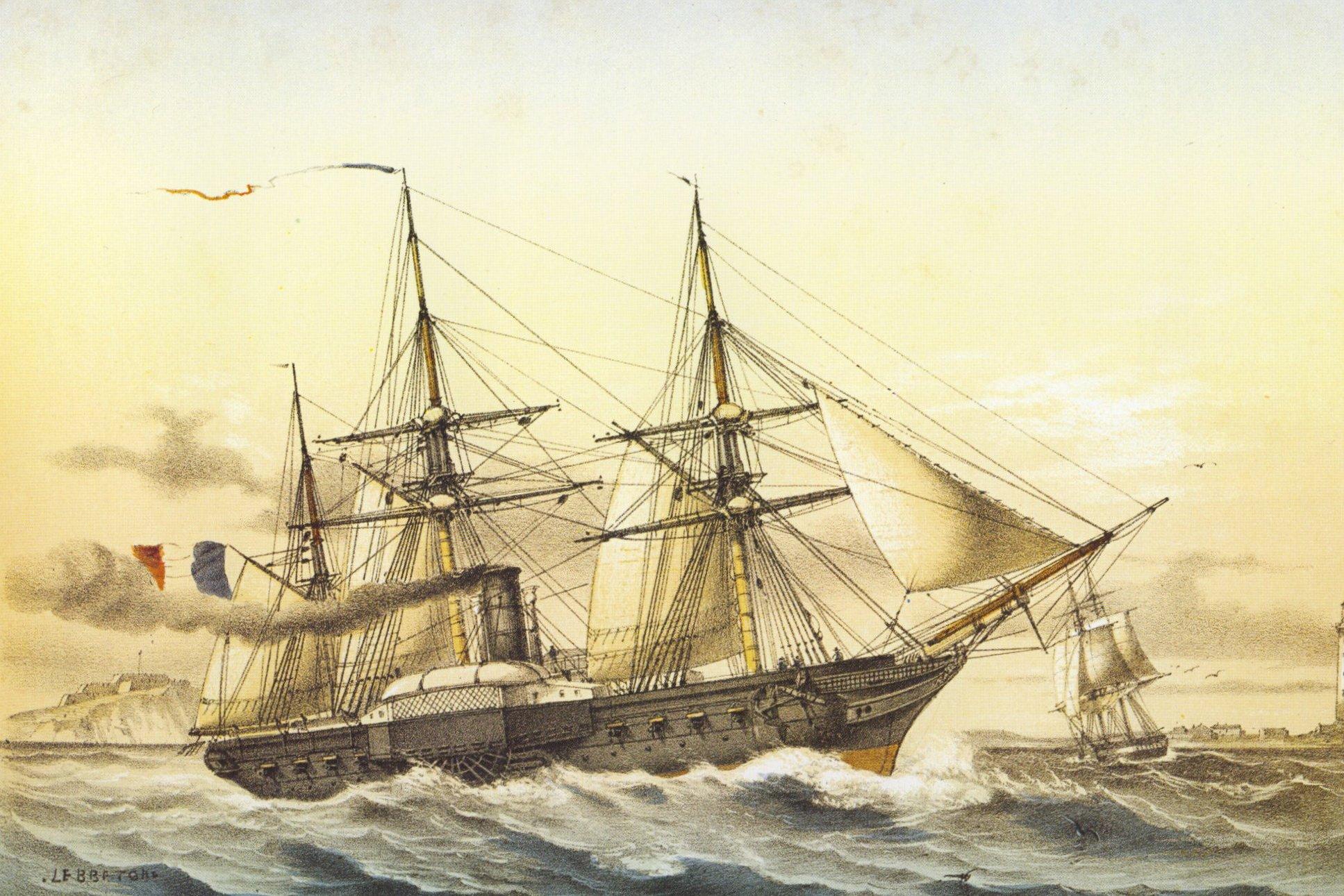 19th Century British Sailing Ships
