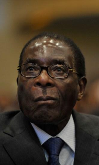 English: Robert Mugabe in 2009.