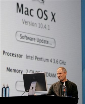 Steve Jobs Presentation 2