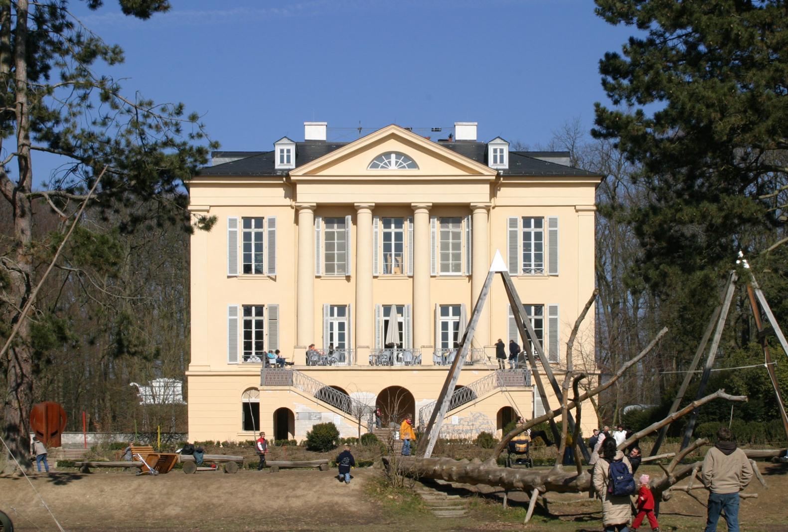 Schloss Freudenberg bei Wiesbaden