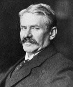 Ernst Troeltsch (1865-1923).
