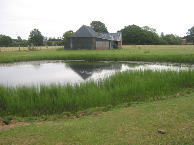 Building Farm Pond