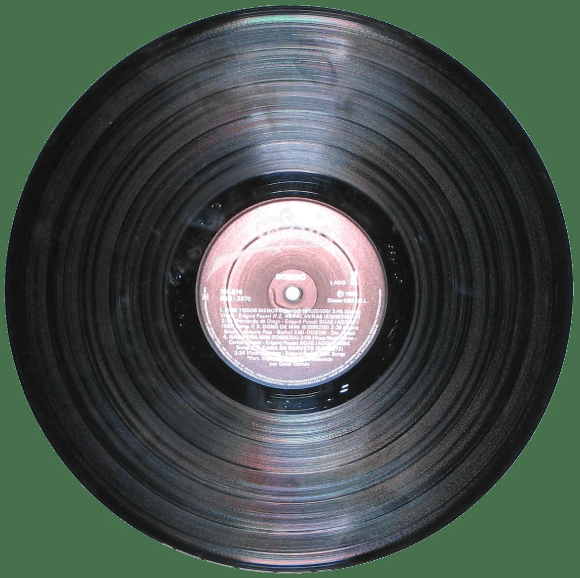 Long-playing Record (LP)