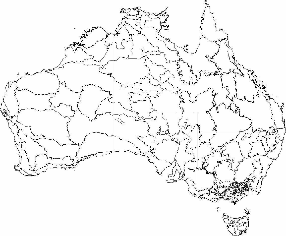Interim Biogeographic Regionalisation For Australia