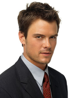 Josh Duhamel photographed by Jerry Avenaim 2006