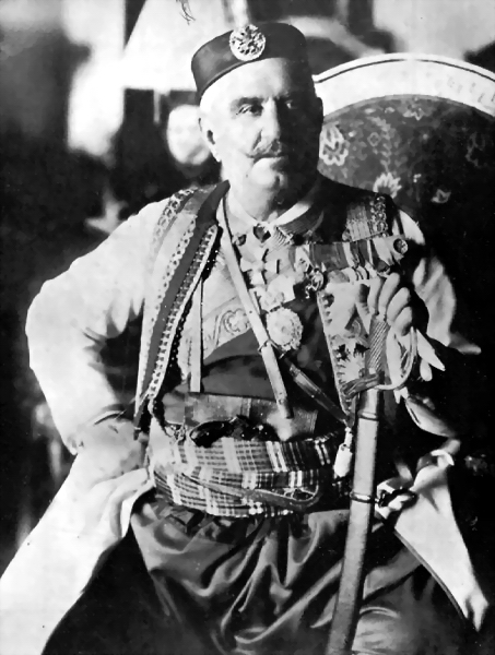 মন্টিনিগ্রোর রাজা নিকোলাস-I