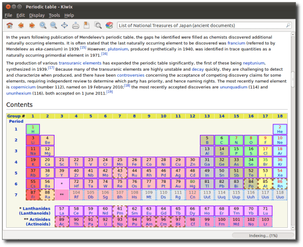 Download the text of the entire English Wikipedia ...