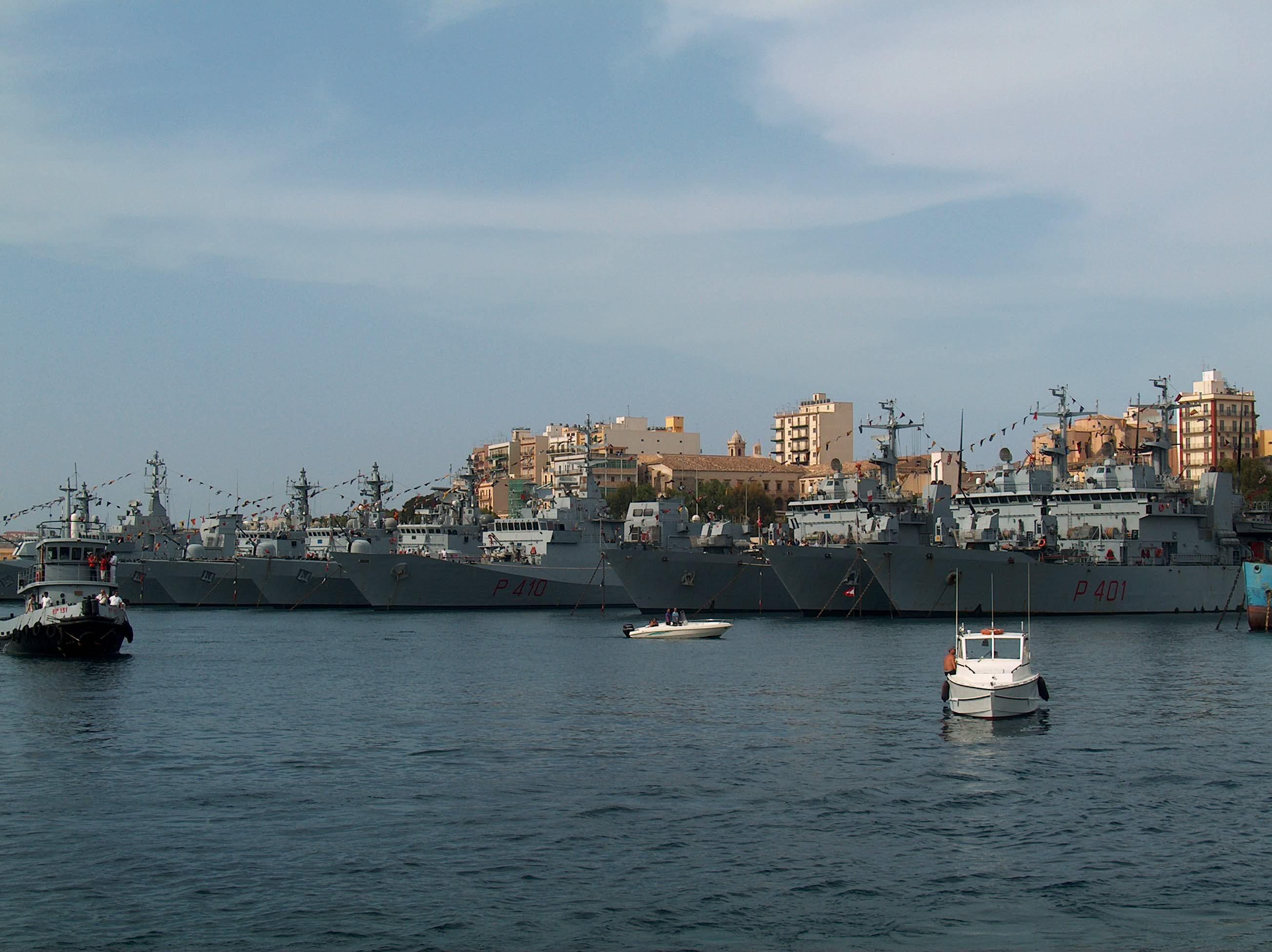 Arsenale militare marittimo di Augusta - Wikipedia